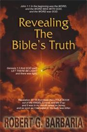 Cover of: Revealing the Bible