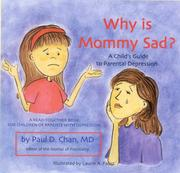 Cover of: Why is Mommy Sad? A Child
