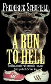 Cover of: A Run to Hell | Frederick Schofield