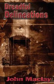 Cover of: Dreadful Delineations