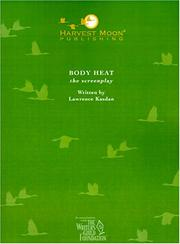 Cover of: Body Heat | Lawrence Kasdan