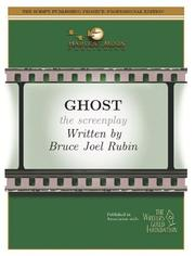 Cover of: Ghost | Bruce Joel Rubin
