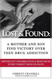 Cover of: Lost & Found | Christy Crandell