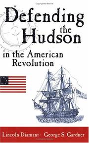 Cover of: Defending the Hudson in the American Revolution