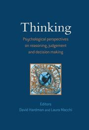 Cover of: Thinking |