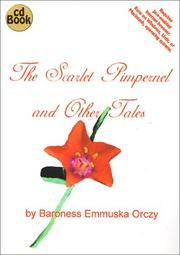 Cover of: Scarlet Pimpernel and Other Tales