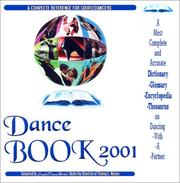 Cover of: Dance Book 2001 | Thomas Laurence Nelson