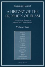 Cover of: A History of the Prophets of Islam