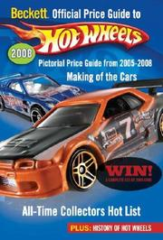 Cover of: Beckett Official Price Guide to Hot Wheels