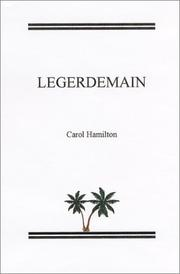 Cover of: Legerdemain