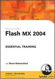 Flash MX 2004 Essential Training