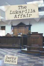 Cover of: The Lukarilla Affair