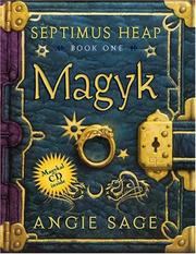 Cover of: Magyk | Angie Sage