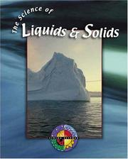 Cover of: The Science of Liquids & Solids (Living Science Series) | Krista McLuskey