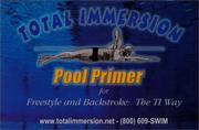 Cover of: Total Immersion Pool Primer for Freestyle and Backstroke