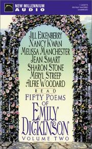 Cover of: Fifty Poems Emily Dickinson