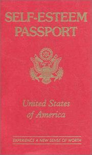 Cover of: Self-Esteem Passport