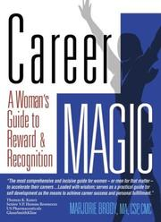 Cover of: Career MAGIC