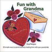 Cover of: Fun with Grandma | Cheryl Thompson