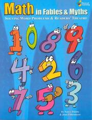 Cover of: Math in Fables And Myths: Solving Word Problems With Readers' Theatre