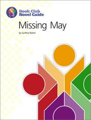 Cover of: Missing May | Raphael Taffy