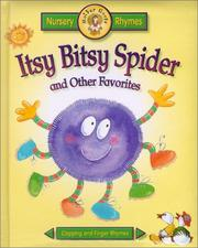 Cover of: Itsy Bitsy Spider |