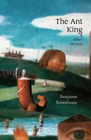 Cover of: Ant King | Benjamin Rosenbaum