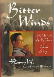 Cover of: Bitter winds