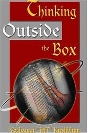 Cover of: Thinking Outside the Box