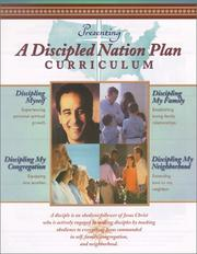 Cover of: A Discipled Nation Plan Curriculum | W. James Russell