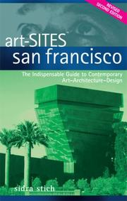 Cover of: art-Sites San Francisco, 2nd Edition (Art-Sites)