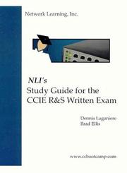 NLIs Study Guide for The CCIE R&S Written Exam