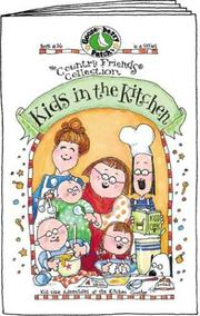 Cover of: Kids in the Kitchen (The Country Friends Collection) (Country Friends Collection) |