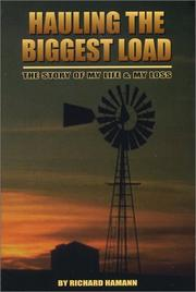 Cover of: Hauling the Biggest Load