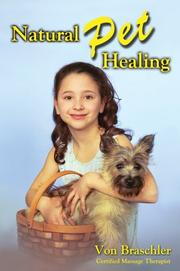 Cover of: Natural Pet Healing