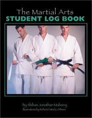 Cover of: The Martial Arts Student Log Book