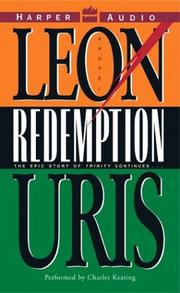 Cover of: Redemption Low Price