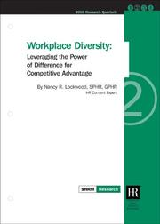 Cover of: Workplace Diversity