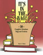 Cover of: It's in the Bag!