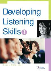 Cover of: Developing Listening Skills 1