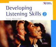 Cover of: Developing Listening Skills 2, Audio CD set