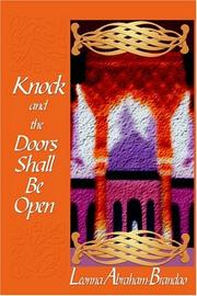 Cover of: Knock and the Doors Shall Be Open