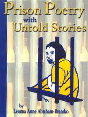 Cover of: Prison Poetry with Untold Stories