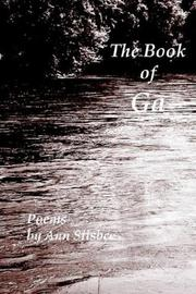 Cover of: The Book of Ga | Ann Silsbee