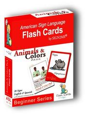 Cover of: Sign2Me - ASL Flashcards | Sign2Me