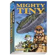 Cover of: Mighty Tiny Pocket Manga | Ben Dunn
