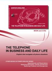 Cover of: The Telephone in Business and Daily Life (Power English Series for Russian Speakers)