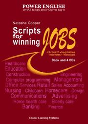 Cover of: Scripts for Winning Jobs