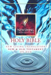 Cover of: Dramatized Bible-NLT | Stephen Johnston