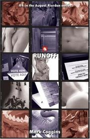 Cover of: Runoff (August Riordan) | Mark Coggins